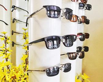 Sonnebrillenangebot - Naumann Optik